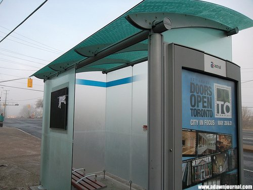 Best Home Surveillance System >> Statement on Importance of Transparent Bus Shelters for Women's Safety