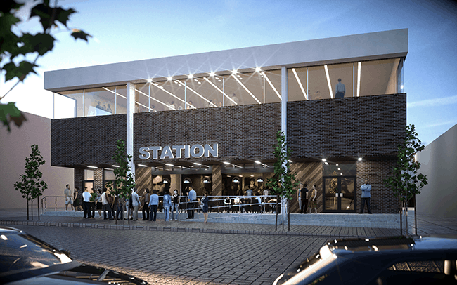 The Station Vision