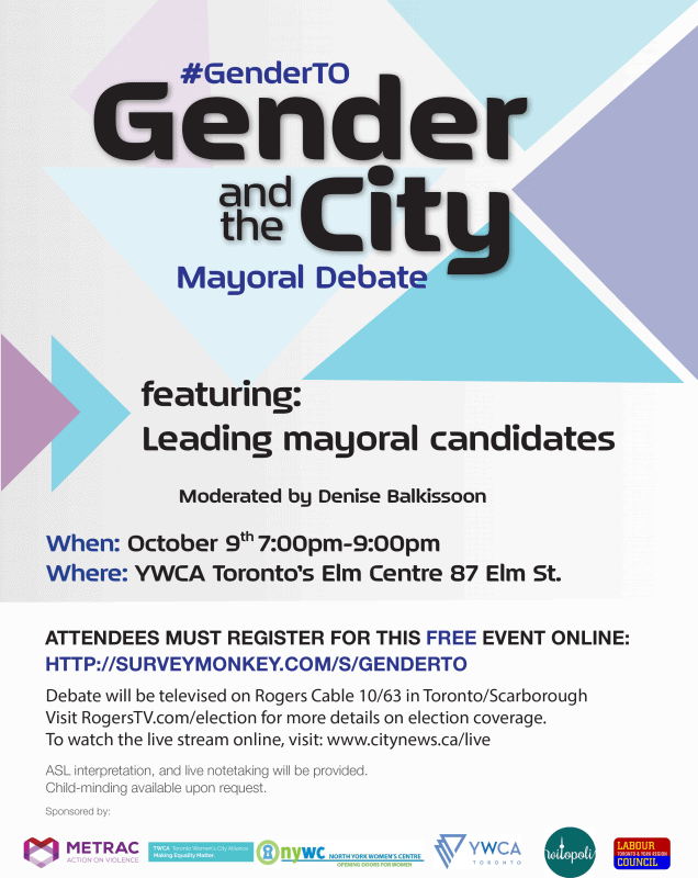 Gender and the City Debate