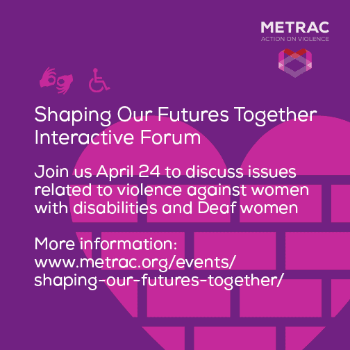 Shaping our Futures Together Event